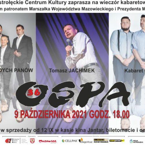 Ostrołęckie Spotkania z Piosenką Kabaretową OSPA