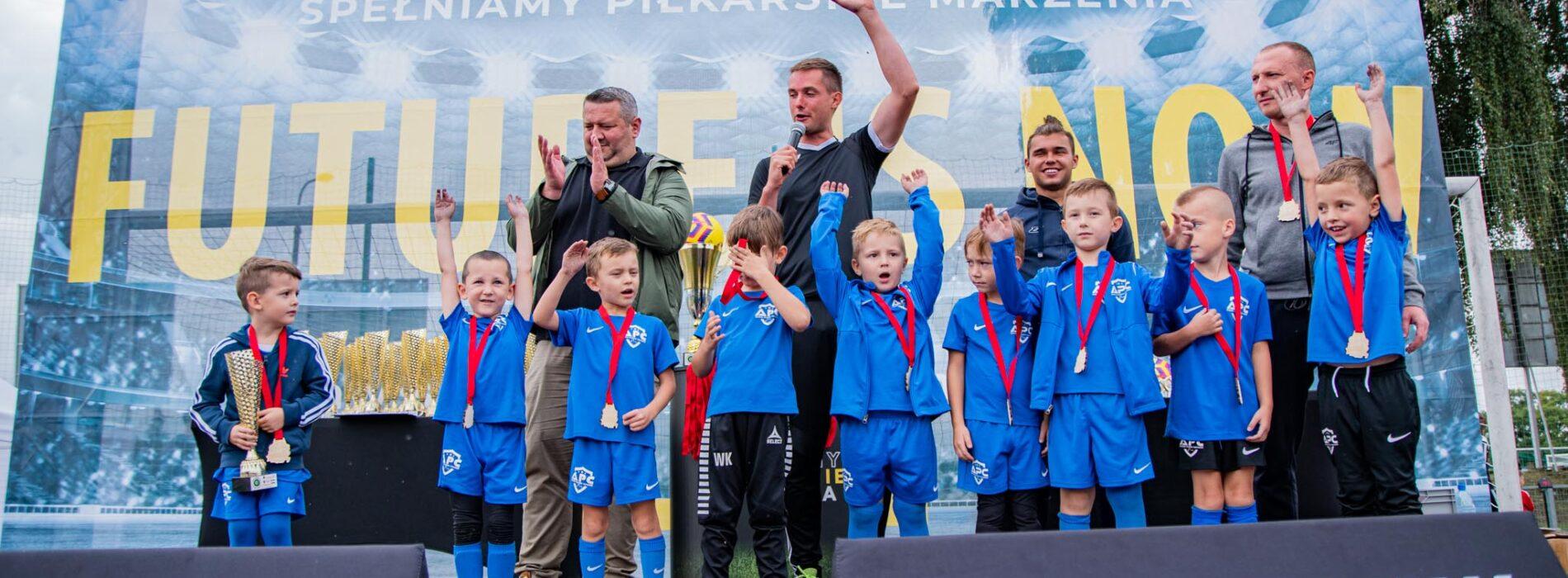 Pokonaj Mistrza – prawdziwe piłkarskie święto
