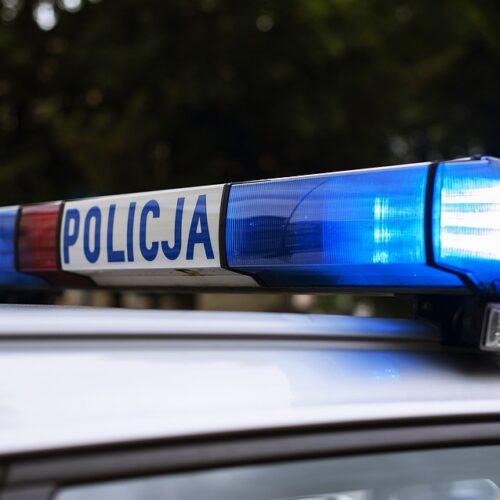 Policjanci odnaleźli zaginioną 13-latkę po całonocnych poszukiwaniach